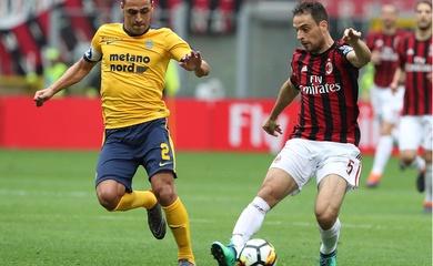 Nhận định Verona vs AC Milan, 21h00 ngày 07/03, VĐQG Italia