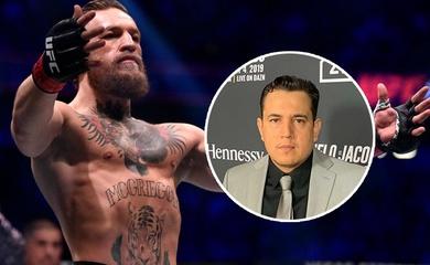 HLV Eddy Reynoso của Canelo đề nghị rèn Boxing cho Conor McGregor