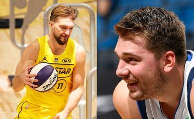 Thua thảm tại NBA Skills Challenge, Luka Doncic đổ thừa... chưa khởi động?