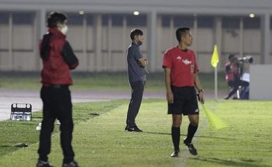Thắng giòn giã, HLV Shin Tae Yong vẫn gắt gỏng với U23 Indonesia