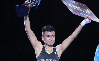 Nhà vô địch Boxing Nguyễn Thị Thu Nhi: Không sự nỗ lực nào thừa thãi cho ước mơ của mình