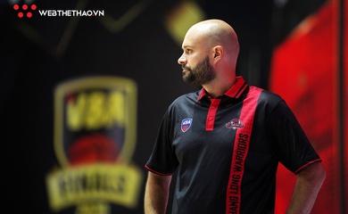 HLV Predrag Lukic gia hạn hợp đồng với Thang Long Warriors, sẵn sàng tái xuất tại VBA 2021