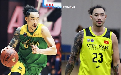 Lộ diện ngôi sao tiếp theo khoác áo đội tuyển bóng rổ Việt Nam tại VBA 2021