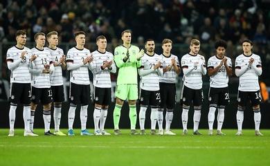 Đội hình tuyển Đức 2021 mới nhất