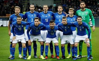 Đội hình tuyển Ý 2021 mới nhất