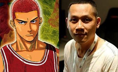 Thầy Giáo Ba ví mình là Hanamichi Sa Đéc, chia sẻ tình yêu rực cháy với bóng rổ!