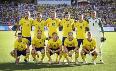 Đội hình tuyển Thụy Điển 2021 mới nhất
