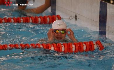 Ánh Viên phá thêm 1 kỷ lục quốc gia, vô đối ở giải bơi bể 25m VĐQG