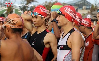 Tuyển chọn tuyển thủ triathlon, duathlon dự SEA Games 31 từ giải đấu phong trào