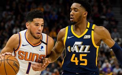 Nhận định NBA: Utah Jazz vs Phoenix Suns (Ngày 8/4 9h00)