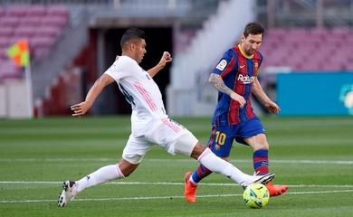 Lịch thi đấu Siêu kinh điển lượt về hôm nay 10/4: Real Madrid vs Barca
