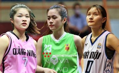 Top 5 Hoa khôi Giải Bóng rổ Vô địch Quốc gia 2021