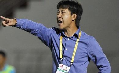 HLV Nguyễn Thành Công chia tay Quảng Nam sau chuỗi trận không thắng