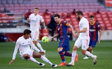 Link xem trực tiếp Real Madrid vs Barca, bóng đá Tây Ban Nha hôm nay 11/4