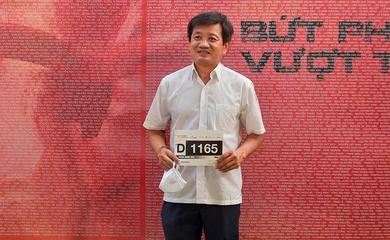 Ông Đoàn Ngọc Hải bất ngờ rút khỏi cuộc đua marathon quốc tế TPHCM