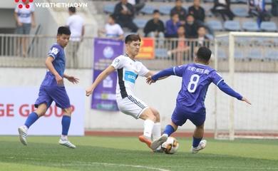 Kết quả vòng 2 Hanoi Serie A: Kịch tính và bất ngờ