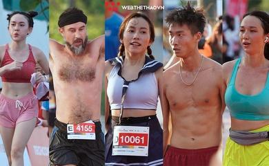 Những khoảnh khắc nóng bỏng tại vạch đích Techcombank HCMC Marathon 2021