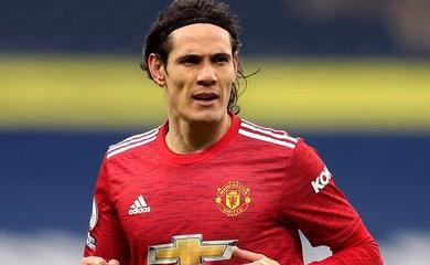 Cavani khó rời MU vì khoản tiền 2 triệu bảng trong hợp đồng