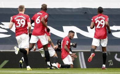 Xem lại bóng đá Ngoại hạng Anh đêm qua: Tottenham vs MU
