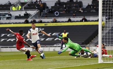 Video Highlight Tottenham vs MU, bóng đá Anh hôm nay 11/4