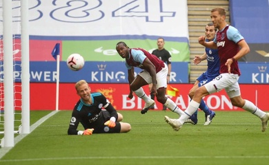 Video Highlight West Ham vs Leicester City, bóng đá Anh hôm nay 11/4