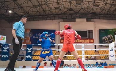 Giải Vô địch Muay Quốc gia 2021 khởi tranh tại Thanh Hóa