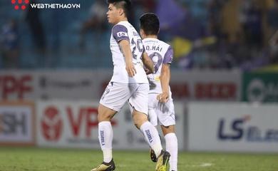 Ghi bàn phút thứ 2, Ngân Văn Đại có lập công nhanh nhất V.League 2021