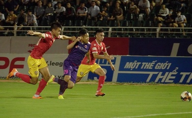 Kết quả Sài Gòn vs Hồng Lĩnh Hà Tĩnh, vòng 9 V.League 2021