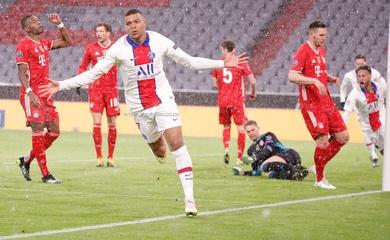 Lịch trực tiếp Bóng đá TV hôm nay 13/4: PSG vs Bayern Munich