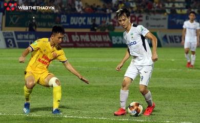 Kết quả HAGL vs Nam Định, video vòng 9 V.League 2021
