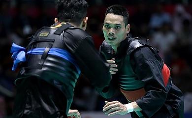 Nhà vô địch Silat ASIAD được đặc cách quay trở lại đội tuyển Quốc gia