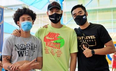 Justin Young, Khoa Trần, Stefan Nguyễn dự khán CFT 3x3 Tournament