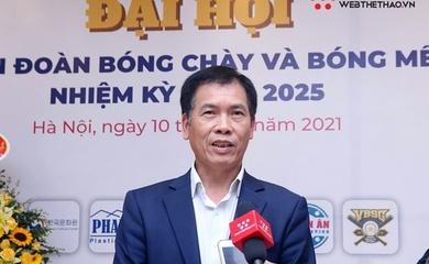 Ông Trần Đức Phấn chia sẻ ưu tiên đặc biệt phát triển môn Bóng chày và Bóng mềm ở Việt Nam