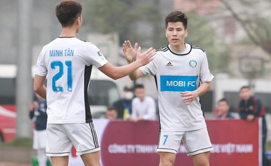 Top 5 cầu thủ điển trai tại Hanoi Serie A