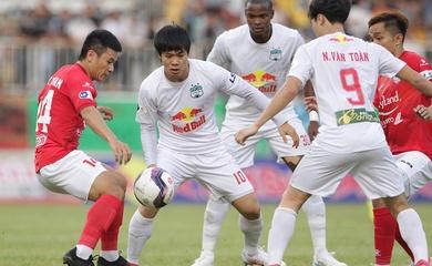 Lịch thi đấu vòng 10 V.League 2021: Đại chiến HAGL vs Hà Nội