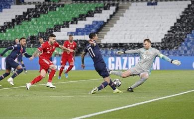 Kết quả cúp C1 hôm nay 14/4: PSG vs Bayern Munich
