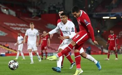 Xem lại bóng đá cúp C1 đêm qua: Liverpool vs Real Madrid
