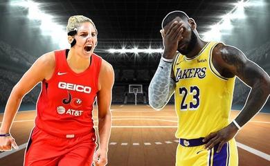 Mức lương chênh lệch 65 lần và cuộc khẩu chiến giữa NBA vs WNBA, ai đúng ai sai?
