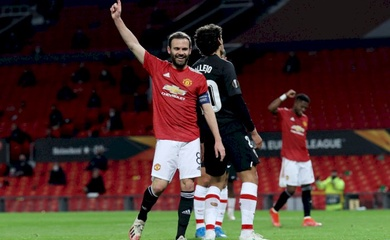 Lịch thi đấu bán kết cúp C2 2020/2021: MU vs AS Roma