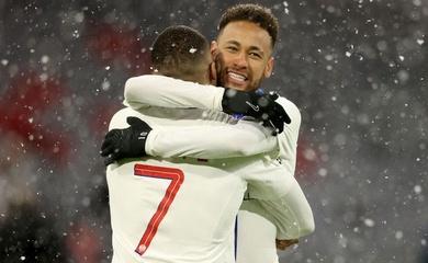 """PSG lên kế hoạch đặc biệt để """"trói"""" cả Neymar lẫn Mbappe"""