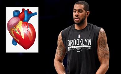 Căn bệnh khiến ngôi sao bóng rổ LaMarcus Aldrige giải nghệ nguy hiểm như thế nào?