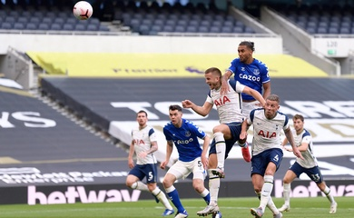 Link xem trực tiếp Everton vs Tottenham, bóng đá Anh hôm nay 17/4