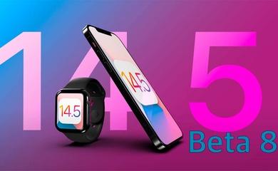 Cập nhật iOS 14.5 Beta 8 mới? Game thủ có nên cập nhật?