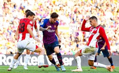 Link xem trực tiếp Athletic Bilbao vs Barca, chung kết cúp Nhà Vua