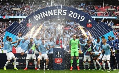 Man City sẽ vượt qua MU tại Wembley nếu đánh bại Chelsea