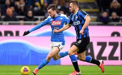 Link xem trực tiếp Napoli vs Inter Milan, bóng đá Ý hôm nay 19/4