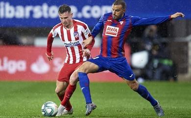 Nhận định Atletico Madrid vs Eibar, 21h15 ngày 18/04