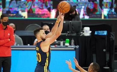 5 kỷ lục Stephen Curry đã phá vỡ dù mùa giải còn chưa kết thúc!