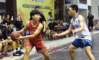 Hào hứng bóng rổ sinh viên cùng HCMUE Basketball League 2021 by Lingo