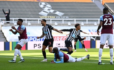 Video Highlight Newcastle vs West Ham, bóng đá Anh hôm nay 17/4